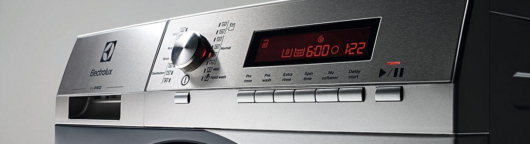 Коды ошибок стиральной машины Electrolux